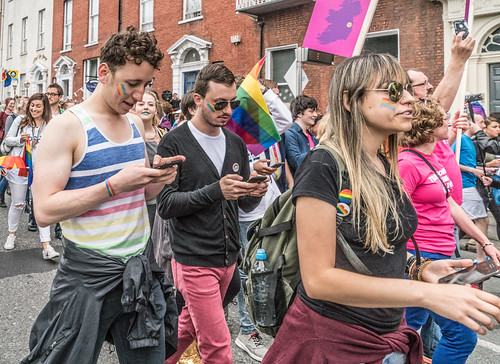PRIDE PARADE AND FESTIVAL [DUBLIN 2016]-118103
