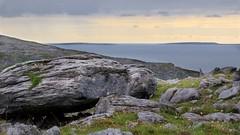 Towards Aran Islands (Michael Foley Photography) Tags: ireland burren coclare galwaybay