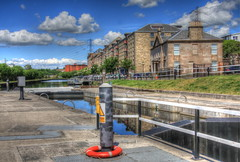 Speirs Wharf (monyet_uk) Tags: speirswharf forth clyde canal glasgow