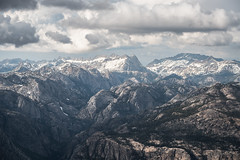 Sawtooth (zh3nya) Tags: california sky snow mountains monochrome northerncalifornia clouds hiking peak ridge alpine yosemite summit d750 jagged yosemitenationalpark norcal sierranevada rugged goldenhour highsierra sawtooth matterhornpeak nikkor70200f4