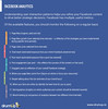 Facebook Analytics (Social Media & Content Curation Platform) Tags: marketing media internet content social monitor guide employee facebook analytics advocacy infograph drumup employeeadvocacy