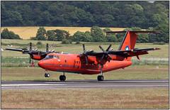 IMG_8085FL3 (Gerry McL) Tags: dhc7 de havilland dash7 vpfbq british antarctic survey prestwick scotland egpk pik dehavilland