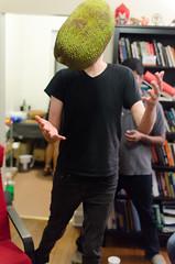 Melon head (Josh Thompson) Tags: ben sigma30mmf14dc jackfruit d7000 lightroom5