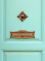 mailbox (http://monicaduranphoto.com) Tags: mexican mexico blue color colorful culture door travel turquoise vibrant vivid