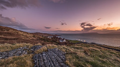 Rum & Eigg (JamesPyle) Tags: sunset sea skye scotland highlands olympus omd rhum eigg em1 714mm