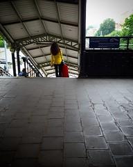 'You should have stayed ...' - #Brussels #Belgium #Euro2016 #walbel #galbel #football #EC2016 EK2016 #brusselblogt #welovebrussels #visitbrussels #hellhole (Ronald's Photo Factory - www.ronaldgiebel.eu) Tags: brussels people station square football belgium devils travellers bruxelles squareformat brussel commuters hellhole reddevils etterbeek iphoneography euro2016 instagramapp uploaded:by=instagram wwwronaldgiebeleu galbel ec2016 ek2016 walbel