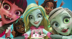 Welcome to Monster High Official Trailer  Link (TheCollectorF) Tags: monster high welcome comic con trailer 2016 dolls daughter frankie stein daculaura lagoona blue cleo de nile ghoulia yelps moanica d kay mattel