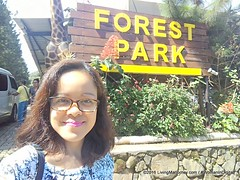 Woman-In-Digital-Dahilayan-Forest-Park-Bukidnon-002 (livingMarjorney) Tags: travels touristspot mindanao bukidnon dahilayanforestpark livingmarjorney womanindigital