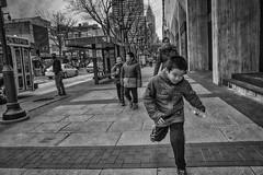 Market Street, 2016 (Alan Barr) Tags: street people blackandwhite bw philadelphia lumix blackwhite candid group streetphotography panasonic sp streetphoto marketstreet marketeast 2016 gx8 marketstreeteast