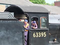 DSCF0924 (SierPinskiA) Tags: diesel pickering steamlocomotive grosmont northyorkshiremoorsrailway diesellocomotive preservationrailways fujixs1