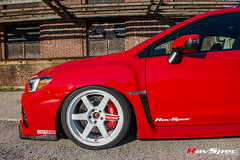 "RAYS VOLK Racing TE37SL White Subaru STI 18x10 +30 • <a style=""font-size:0.8em;"" href=""http://www.flickr.com/photos/64399356@N08/28151868455/"" target=""_blank"">View on Flickr</a>"