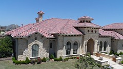 5800 Shorefront Flower Mound TX Elev  (4) (America's fastest growing roof tile.) Tags: roof roofs spanish roofing tuscan tileroof rooftile rooftiles tileroofs concretetiles concretetile concreterooftile crownrooftiles