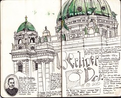 berliner dom (loudviscious) Tags: old building berlin church germany dom kirche berliner
