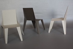 Origami création - Didier Boursin - Chaises