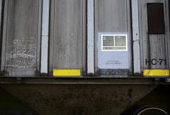 Retribalize  - Sandy's Wake (50 Year Life) (jpmatth) Tags: color car digital train canon eos graffiti chalk lenstagged illinois drawing mk2 5d simple hopper taylorville 2013 adiosmutha retribalize sandyswake ef40mm28stm 50yearlife