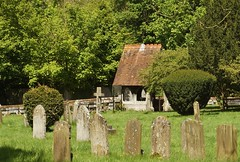 St.Mary's. (dlanor smada) Tags: uk england chilterns gb tombstones bucks gravestones churchyards wendover