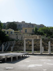 113 - Roman Agora & Acropolis (Scott Shetrone) Tags: events places athens parthenon greece acropolis 5th romanforum anniversaries