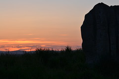 Finally..... (Lorrainec55) Tags: sunset northumberland bronzeage stonecircle duddo