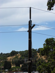 Powerlines (Dunby PICS) Tags: pictures creek high san open power pics space marin picture pic line powerlines rush bahia exit avenue preserve voltage atherton levee pinheiro binford bugela wdunby marincountyorg marincountyparksorg