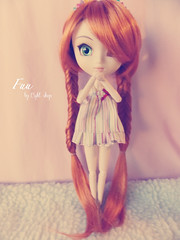 I love my hair (light_shop) Tags: cute hair doll long handmade wig pullip youtsuzu dessita