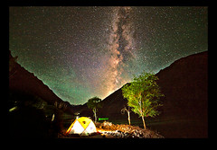 milky way (TARIQ HAMEED SULEMANI) Tags: travel summer tourism colors trekking canon culture tariq skardu supershot concordians sulemani tariqhameedsulemani concoedians