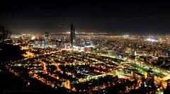 NOCHE EN SANTIAGO (Pablo C.M || BANCOIMAGENES.CL) Tags: chile city santiago night noche ciudad santiagodechile providencia costaneracenter