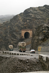 Railway Tracks to Landikotal (Nadeem A. Khan | Photography) Tags: pakistan rail railway peshawar nwfp tunal kpk landikotal nadeemakhan nadeemimages khyberpakhtoonkhwa