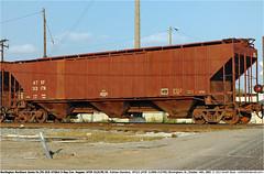 ATSF313178GB_141005 (Catcliffe Demon) Tags: lo northamerica bnsf atsf freightcars burlingtonnorthernsantafe atchisontopekasantafe coveredhopper grainhopper ga180 pullmanstandard ps2cd 3bay wagonsontheweb 4750cf