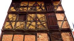 Duderstadt (D) (Arthur Koek) Tags: house building architecture germany deutschland halftimbered fachwerk fachwerkhaus niedersachsen lowersaxony timberframing duderstadt