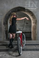 sarah-with-bike