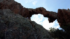 Arche d'Elpa Nera (V. Gomis) Tags: corse corsica galeria korsika balagne archedelpanera puntamuvrareccia