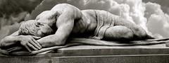 4W0B9824 bearbeitet (Brigitte Wagner) Tags: italien italy friedhof cemetery italia genoa genua staglieno génova cimiterodistaglieno monumentalfriedhofstaglieno