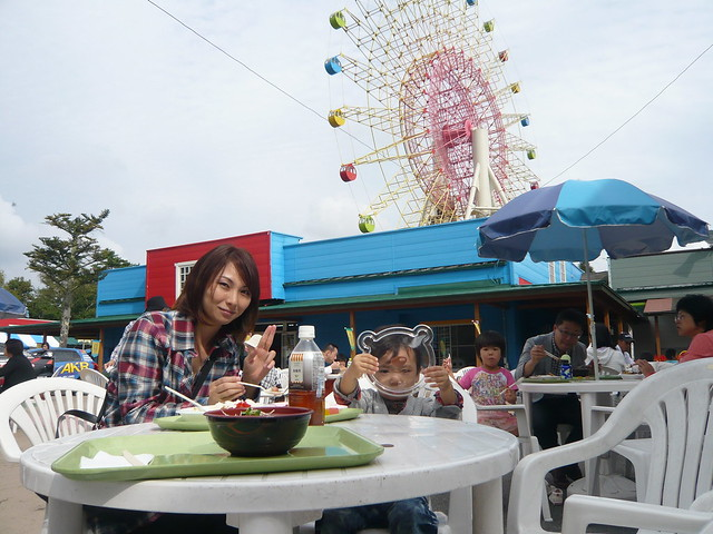 軽井沢おもちゃ王国とホテルグリーンプラザ軽井沢でおもちゃまみれの旅の写真