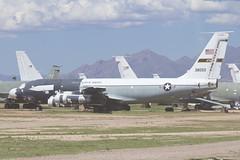 US Air Force KC-135 target bird (rob-the-org) Tags: iso100 tucson az noflash 100mm cropped boeing f80 boneyard tanker 250 amarc tucsonaz kc135 davismonthanafb kdma kmda avgeek 1250sec tobescrapped targetbird topseptember2013