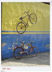 Bicis con mucha Solera.... (A.M.G.1969) Tags: flickr bikes bicicletas amg bycicle 2ruedas fotoscompuestas amg1969