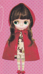 Kenner Blythe 22cm Doll (1) Emily Temple Lolita Red Hood Cloak AND (2) Coat Dress set dolls pdf E PATTERN in Japanese and Titles in English (DollyPaws) Tags: cute set japanese outfit clothing doll dolls pattern dress sewing crafts coat clothes lolita kawaii hood cloak kenner blythe neo takara redridinghood tomy emilytemple 22cm engliah dollypaws epatterm