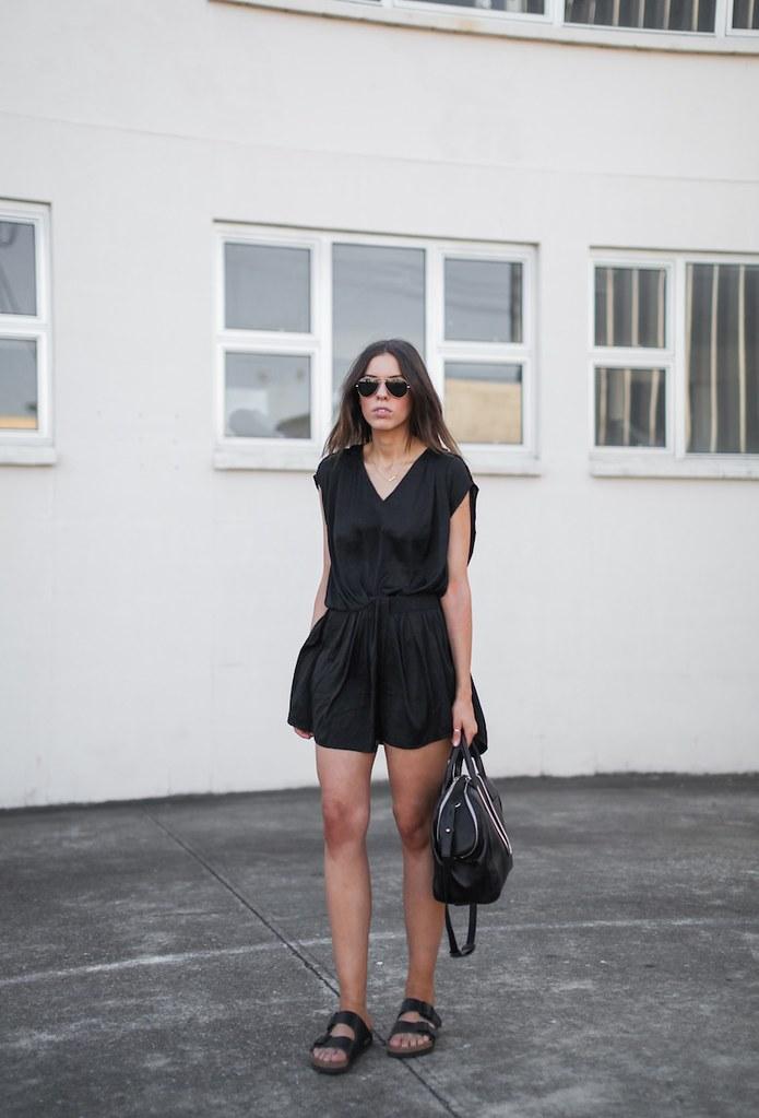 425ef695ecde modern legacy fashion blog iro paris dress street style inspo asos (2 of 8)