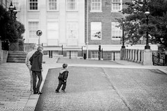 Cross the road (jjohnson2012) Tags: leica candid streetphotography grandparents grandchild runaway oldcouple youngchild crosstheroad crossthestreet leicam9