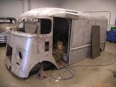 1951 Bread Van