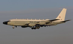 ZZ664 BOEING RC-135W  RIVET JOINT  RAF (MANX NORTON) Tags: