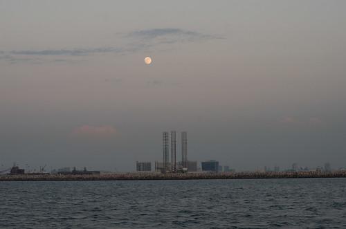 Industrial moon ©  Still ePsiLoN