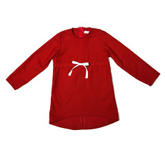 tunika Pilvi red - Mitwka - DaWanda.pl - 89z (DaWanda Polska) Tags: kids dziewczynka czerwony dawanda tunika dziecie mitwka dladziewczynki ubrankadladzieci