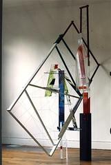 Parelie   200x228x93cm (emmanuelviard75) Tags: bois acier cuivre plexy