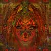 -to reinvent myself- (xandram) Tags: portrait photoshop temple manipulations textures selfie reinvent