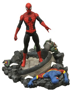 Marvel Select – 【章魚蜘蛛人】 Superior Spider-Man 迪士尼商店限定 慶祝回歸上市