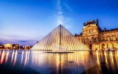 Louvre Milkyway