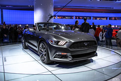The 2015 Ford Mustang Convertible! (M85 Media - Ryan Small) Tags: ford convertible mustang 2015