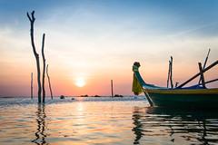 kolanta kohlanta sunset thailand wild wildlife