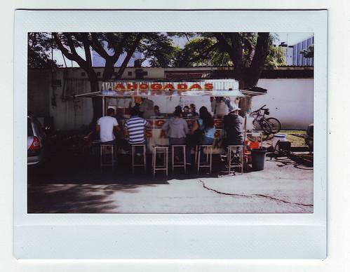 Tortas Ahogadas, El Rika, Fuji Instax 2010