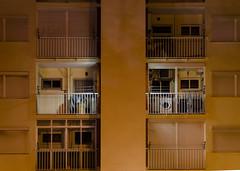 Cambrils la nuit I (Dani Rubio :)) Tags: winter orange white night lights luces noche ciudad invierno cambrils nit dormitorio ciutat llums hivern dormitori